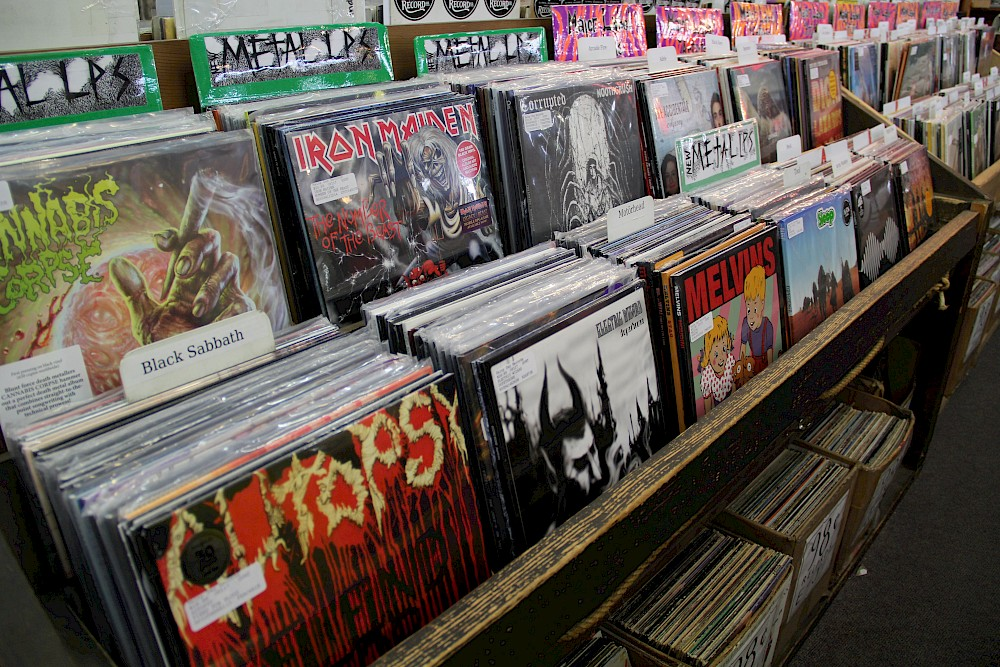 Our Store | Rainy Day Records, Olympia WA