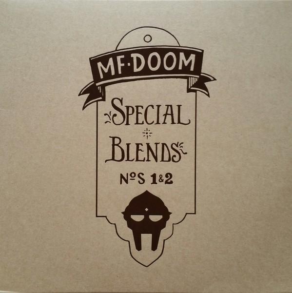 Mf Doom - Special Blends Vol  1 & 2 LP | New Music | Rainy Day