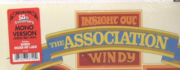 Association Windy Lp New Music Rainy Day Records
